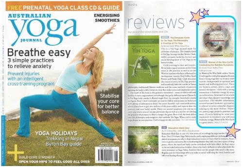 YogaJournalWOWEReview